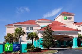 holiday inn express near disney